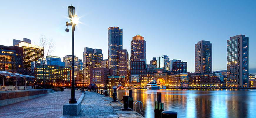 Boston Real Estate Location