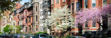 Spring Boston MA